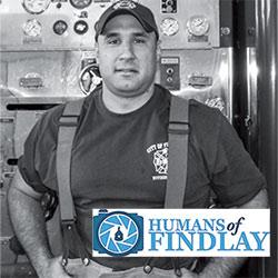 Chris Saldana - Humans of Findlay Profile