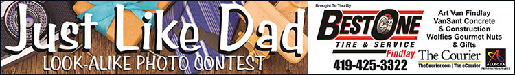 Just Like Dad PHoto Contest | The Courier